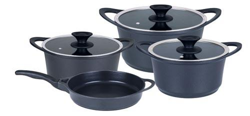 Foto bater a de cocina ggs 7 piezas solingen aluguss foto 535539 - Bateria de cocina solingen 12 piezas ...