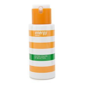 Foto Benetton - Energy Agua de Colonia Vaporizador - 50ml/1.7oz; perfume / fragrance for women