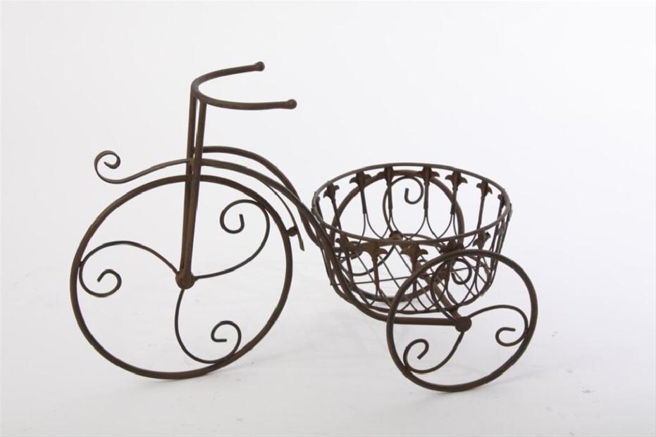 Foto cuadro casa campo 4mod foto 523021 - Bicicleta macetero ...