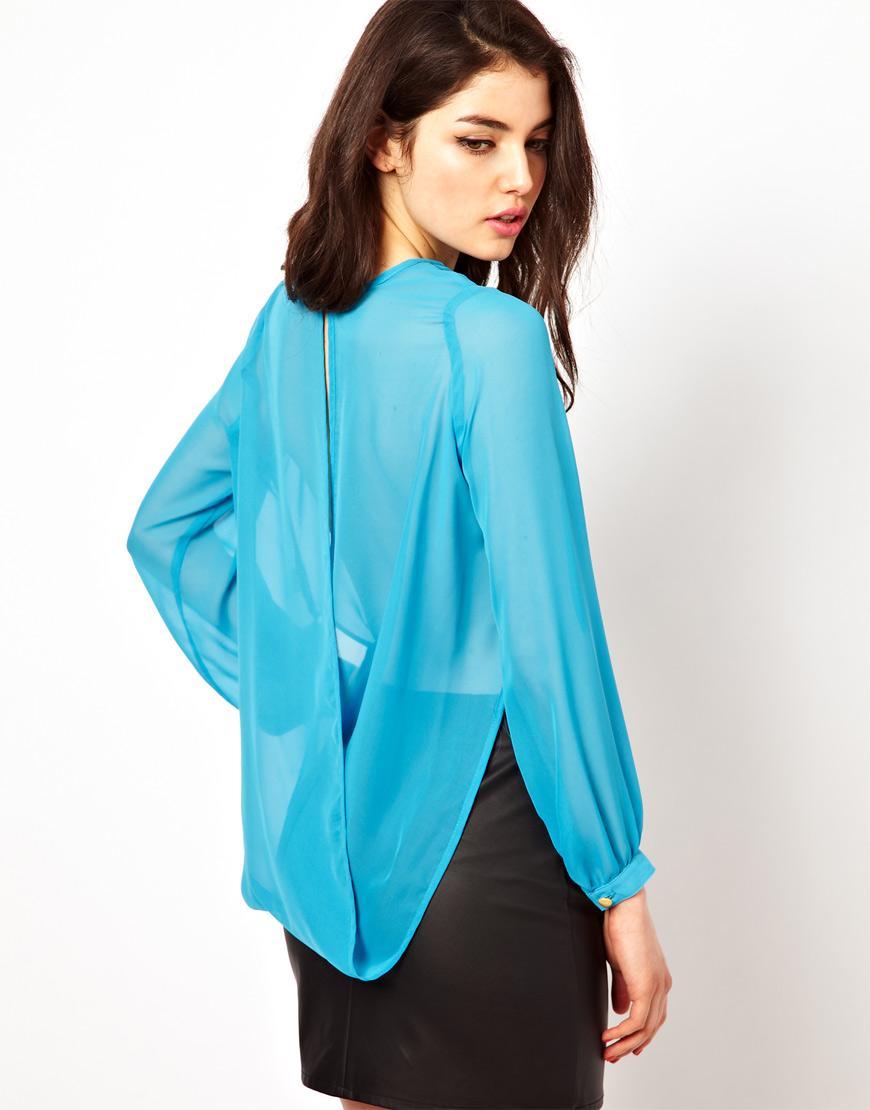 Блузки Из Шифона 2014 Фото В Самаре