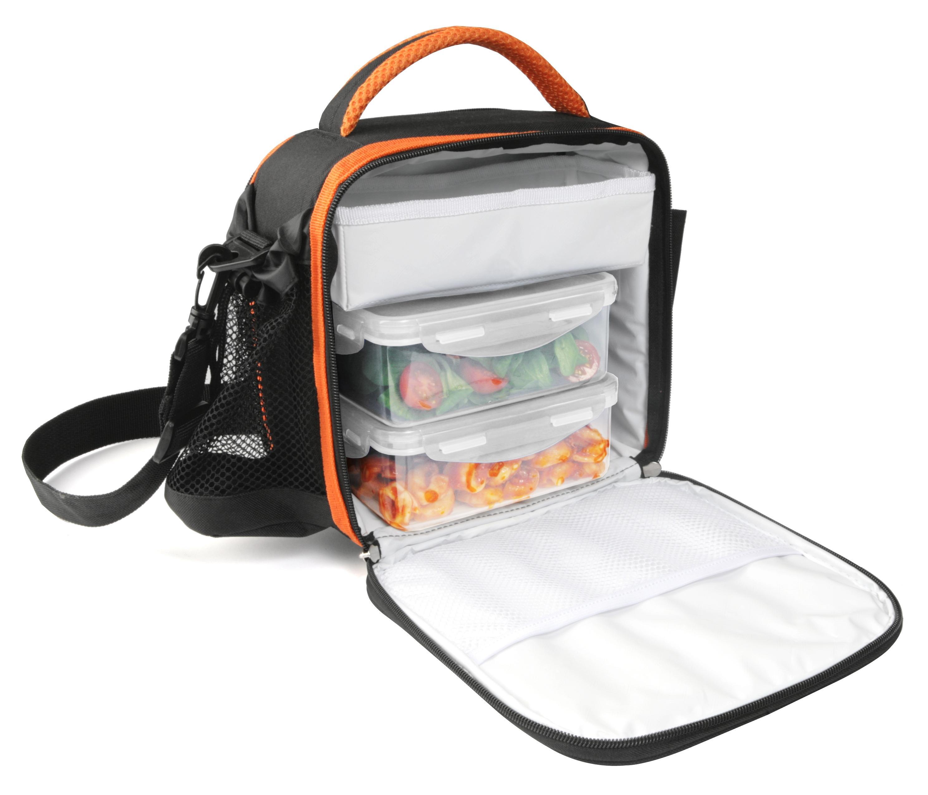 Bolsa isotermica para llevar insulina : Foto bolsa isotermica monix portalimentos yuppie