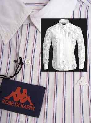 Otoño Nuevo 2018 hombres rayas camisa de vestir formal