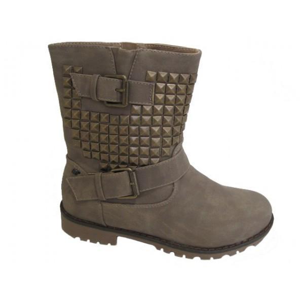 Botas Zara Negro talla 40 EU de en Cuero 7043053