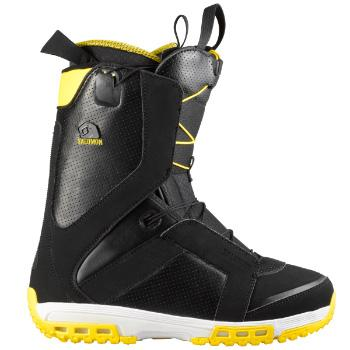 Foto Botas Snowboard Salomon Dialogue Wide 12/13 - black