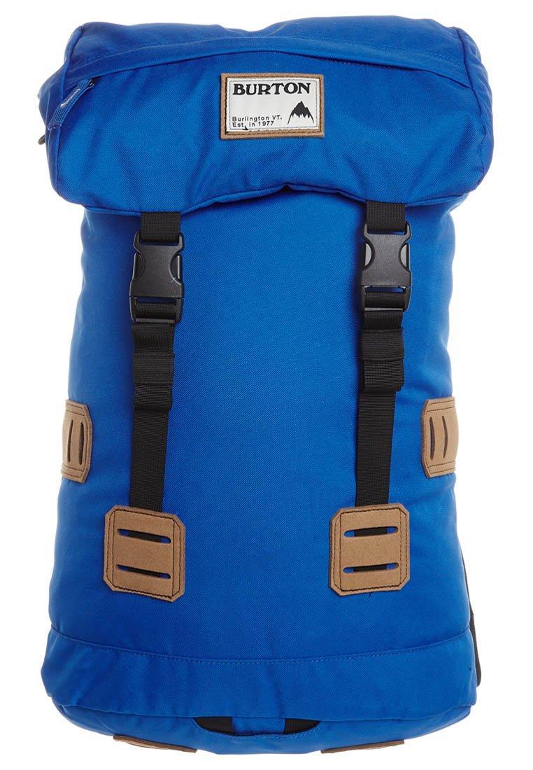 foto mochila azul: