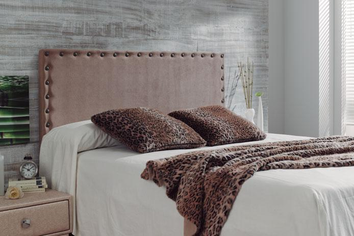 Foto cabecero de cama retro barato foto 189286 - Cabeceros de cama tapizados de tela ...