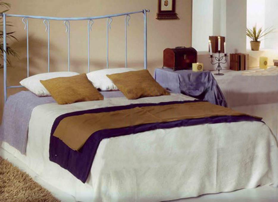 Foto dormitorios infantiles cabeceros infantiles mod coche y moto foto 413619 - Cabeceros forja ...