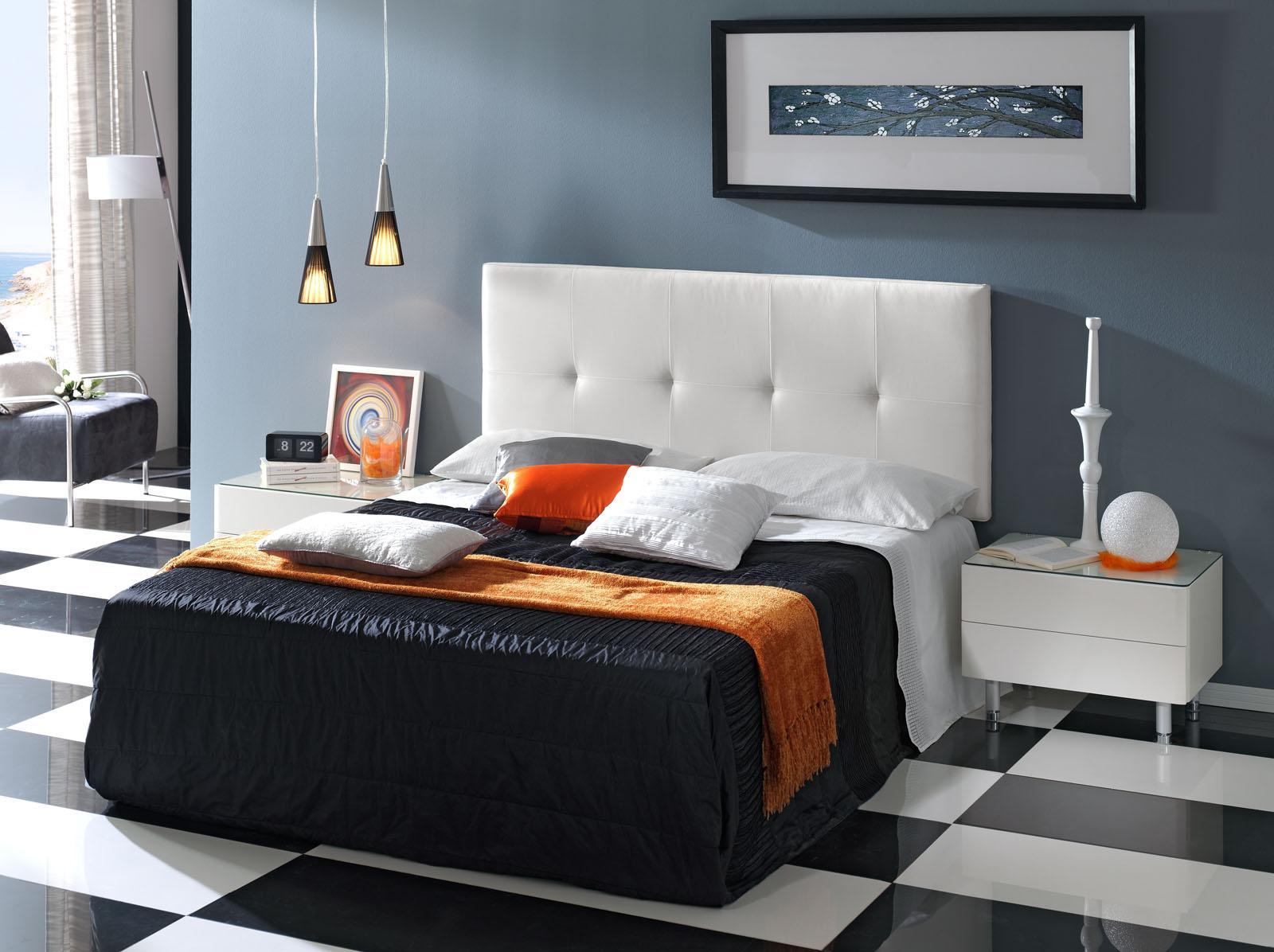 Foto cabecero tapizado silvia 135 foto 356359 - Cabezal de cama tapizado ...