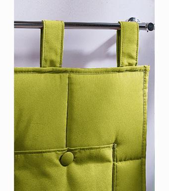 Foto cabezal cama acolchado con trabillas foto 329754 for Cabezal cama acolchado