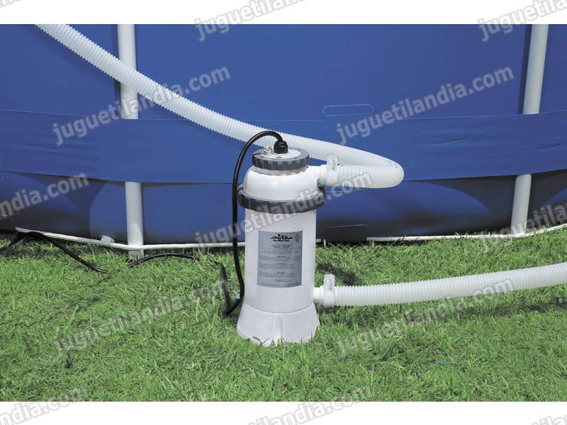 Foto calentador de piscinas bestway 2800w foto 155874 - Calentador de agua para piscinas ...