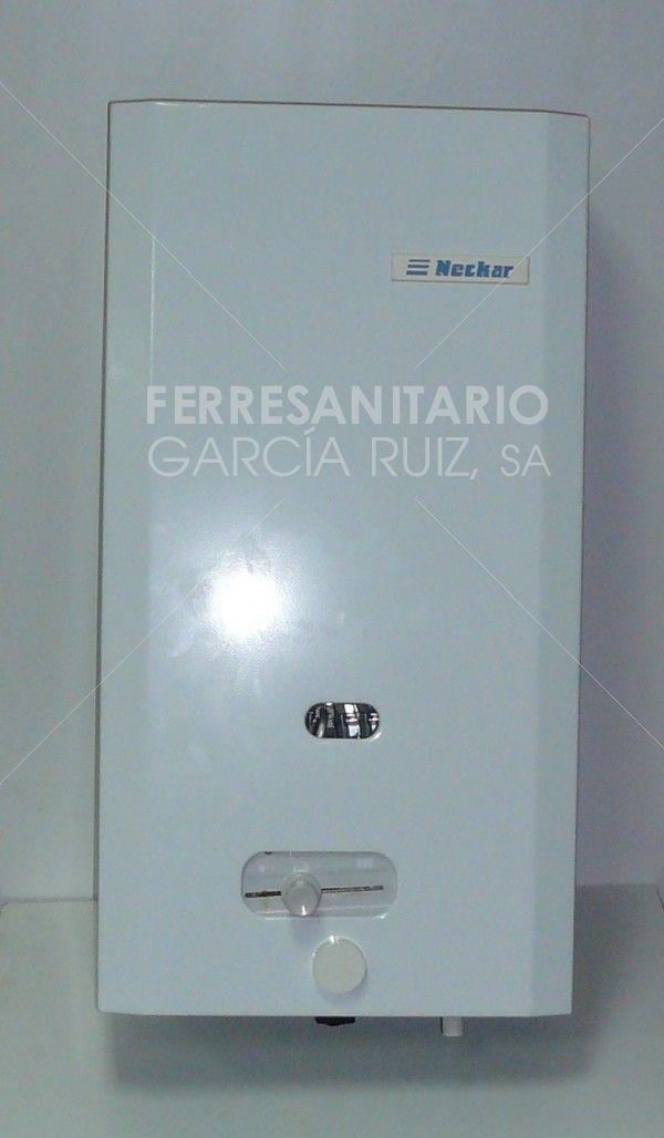 Foto calentador neckar minimax wn 11 ke gas natural foto - Instalacion calentador gas natural ...