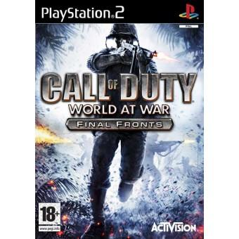 Foto Call of Duty: World at War - PS2