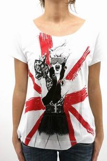 Foto Camiseta falda s10203 foto 438615