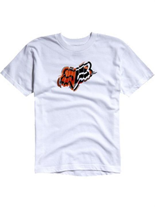 Foto Camiseta niño Fox Cutter Blanco