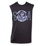 Foto Camiseta sin mangas Sons of Anarchy Letter Logo Reaper