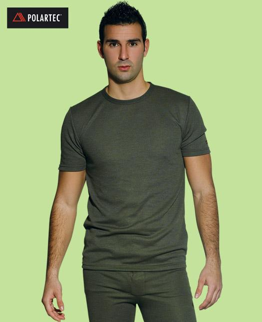 Foto guantes caza impermeables camo foto 76740 for Camiseta termica interior