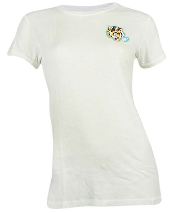 Foto Camisetas OBEY obey 89th division Natural White