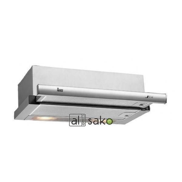 Foto campana extractora de cocina extra ble teka con frontal inox de 60 cm foto 424093 - Campanas cocina teka ...