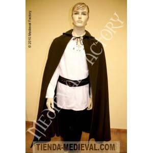 Foto Capa medieval en antelina foto 4328