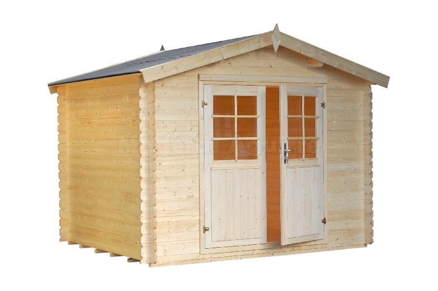 Construir caseta jardin best casetas madera ideas on for Casetas resina baratas