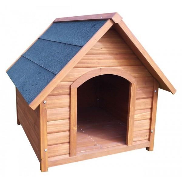 Foto caseta perro madera galgo foto 15450 - Caseta perro madera ...