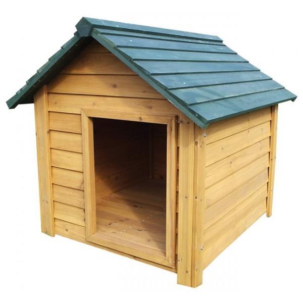 Foto caseta perro madera perdiguero grande foto 3127 - Casa de perro grande ...