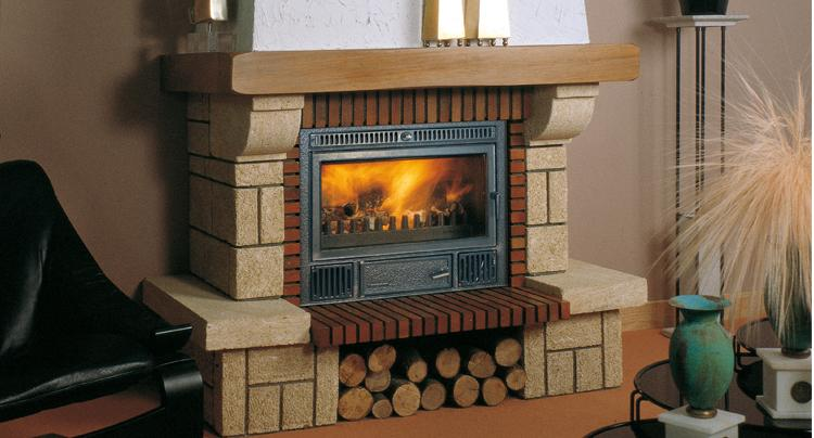 Foto casete hergom c3 70 n c ventilacion foto 395556 - Casete para chimeneas ...