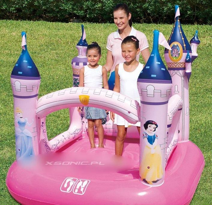 Foto castillo hinchable princesas disney 91050 bestway foto 650787 - Parches para piscinas desmontables ...