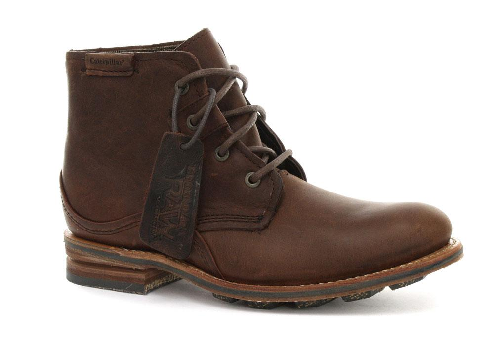 Foto CAT Caterpillar Warren Mens Boots