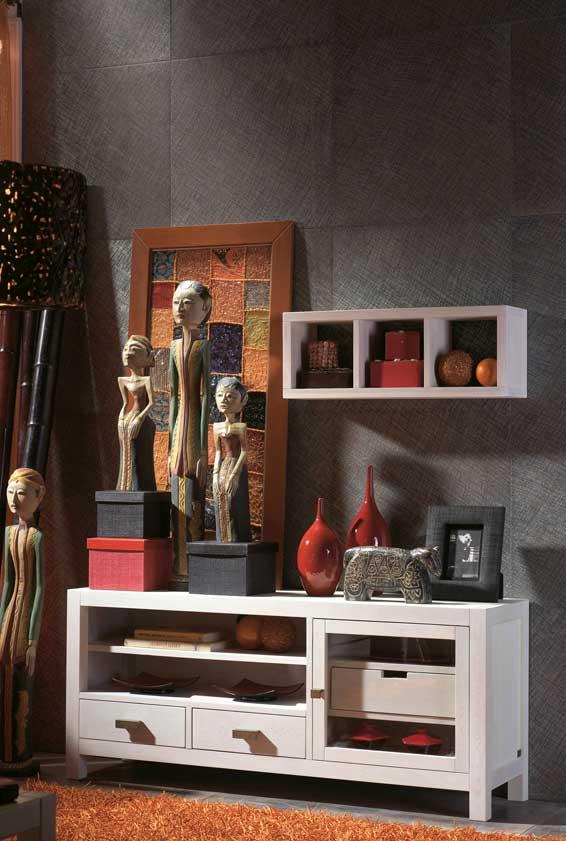 Foto loft mueble tv 160 foto 55554 - Banak importa sevilla ...