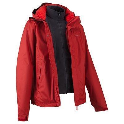 Hombre Plumas Capucha Decathlon Chaquetas chaqueta De Con a8BqW50w