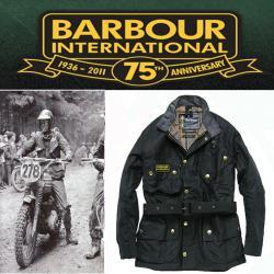 Barbour International Hombre