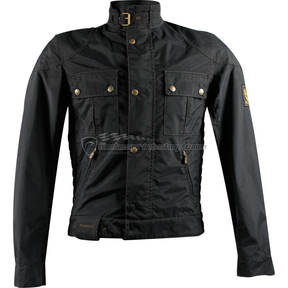foto chaqueta belstaff gangster lady negra foto 235691
