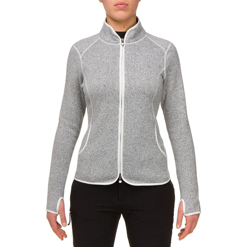 Foto Chaqueta de polar The North Face Crescent Point Full Zip gris pa, m