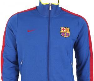 Foto Chaqueta FC Barcelona N98 AZUL foto 271381 5643e820f27