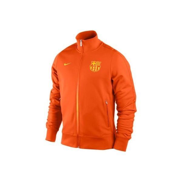 Auth Hombre478157 Chaqueta Nike N98 Foto Fc Barcelona 815271382 TFK1J3lc