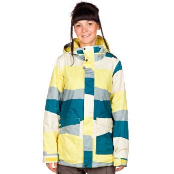 Foto Chaquetas de snow SpecialBlend Joy Jacket Women - mellow yellow bday cake