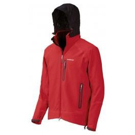 Foto Chaquetas soft shell Trangoworld Shela Red Man