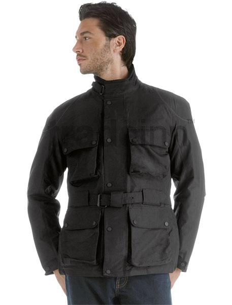 Foto chaquetas textil dainese bologna d dry black foto 402418 for Chaqueta tres cuartos