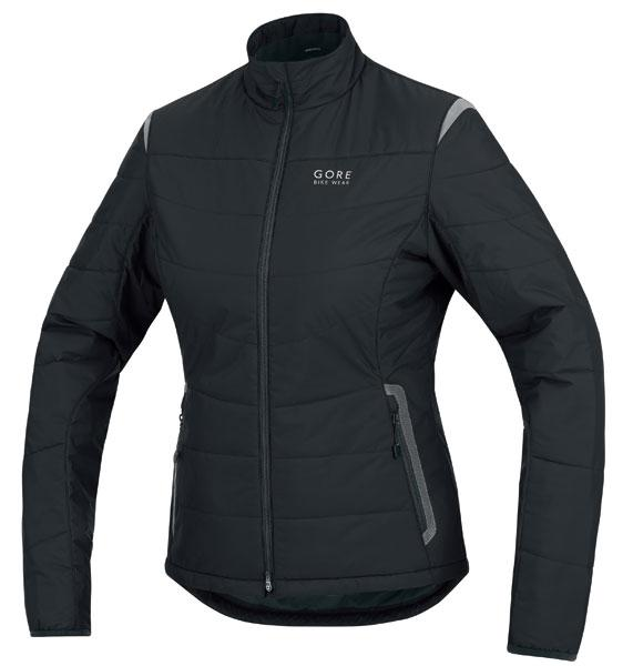 Foto Chaquetas y jerséis Gore Bike Wear Path Insulated Lady Jacket Black