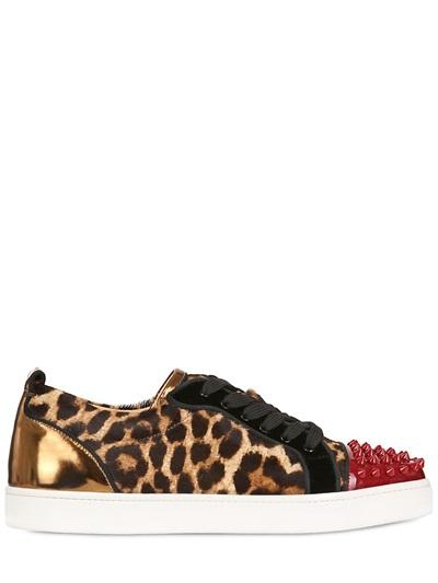 Tenis Christian Louboutin Mujer