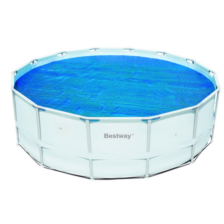 Foto cubre piscina 410 58252 solar foto 438041 for Cubre piscina bestway