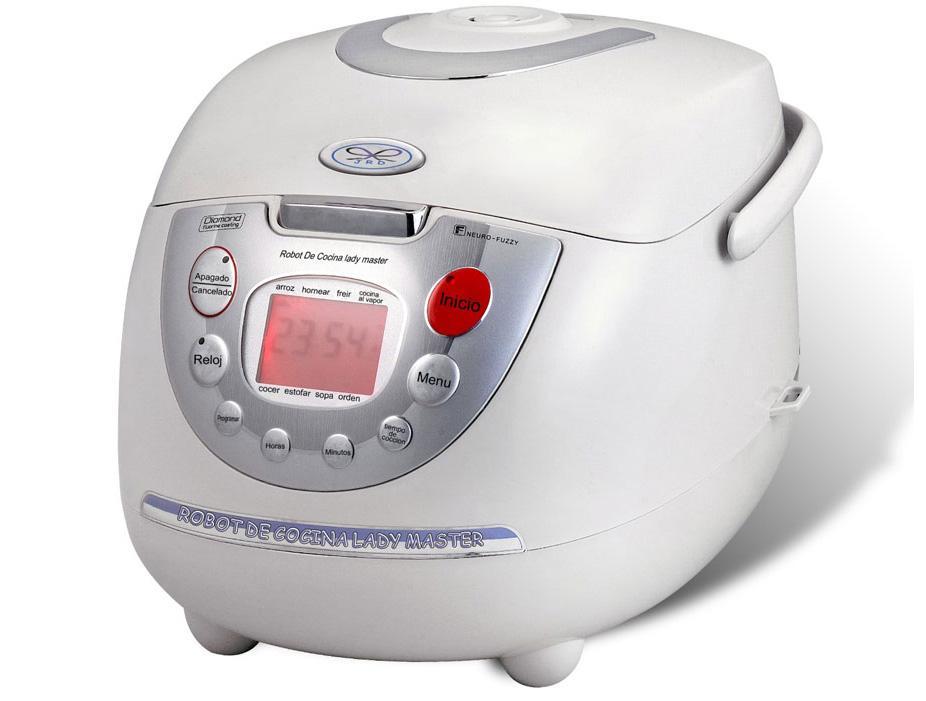 Robot de cocina cocimax cocichef olla erika share the for Erika plus robot de cocina
