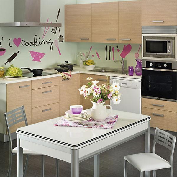 Foto cocina modular forlady basic foto 35781 - Cocinas el corte ingles catalogo ...