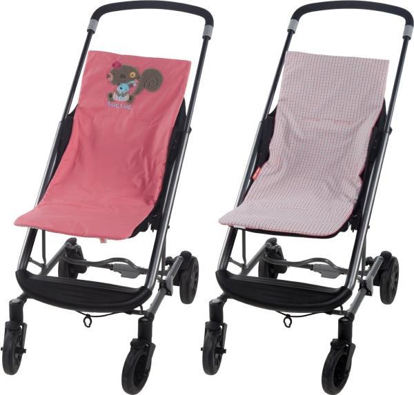 Foto colchoneta reversible silla de paseo tuc tuc magic forest rosa foto 362760 - Colchoneta silla paseo ...