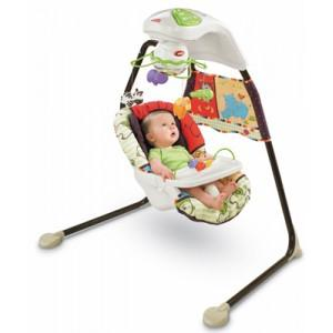 Foto Columpio Baby Zoo Fisher-Price