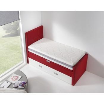 Foto comprar cama nido con canape formas de descanso foto for Canape nido 90