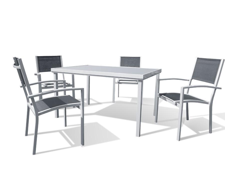 foto conjunto jardin mesa y 4 sillas foto 215823