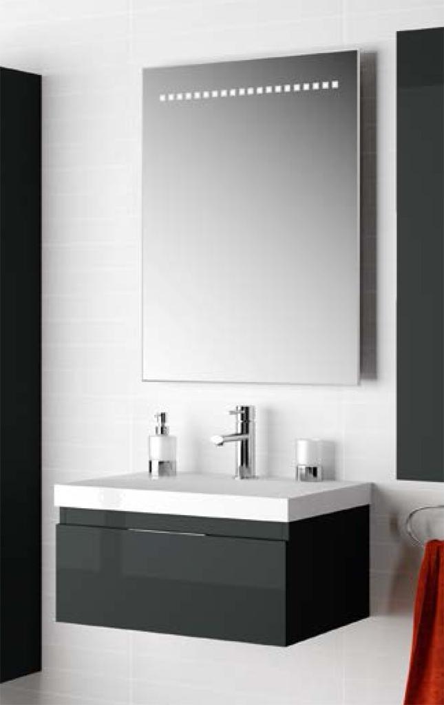 Foto Conjunto mueble de baño Versus 60 de Salgar, todo un lujo en tu