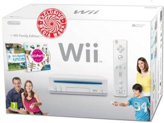 Foto consola - nintendo - wii party pack + wii party y wii sports